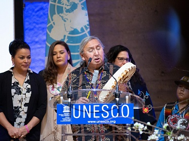 Sana 2019 project was presented at UNESCO Headquarters in Paris
